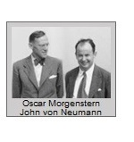 Morgenstern and von Neumann